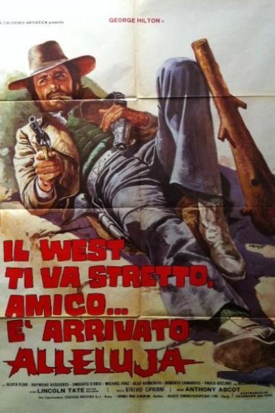 Caratula, cartel, poster o portada de El regreso de Aleluya
