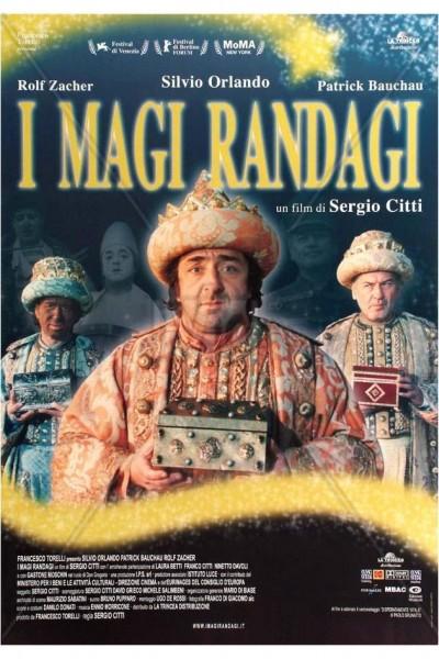 Caratula, cartel, poster o portada de I magi randagi