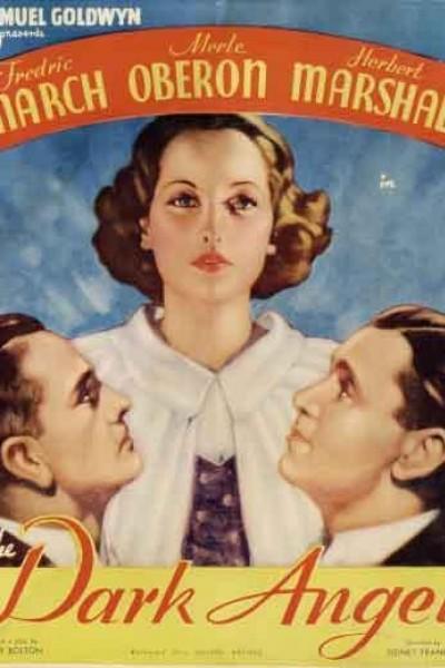 Caratula, cartel, poster o portada de El ángel de las tinieblas