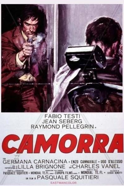 Caratula, cartel, poster o portada de Camorra