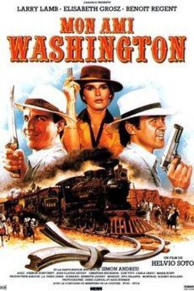 Caratula, cartel, poster o portada de Mon ami Washington