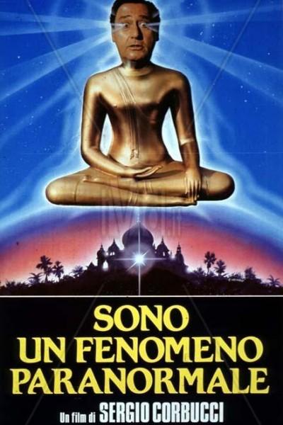 Caratula, cartel, poster o portada de Sono un fenomeno paranormale