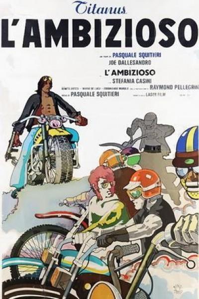 Caratula, cartel, poster o portada de El ambicioso