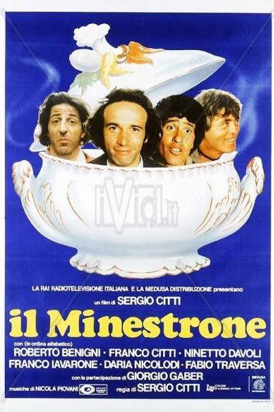Caratula, cartel, poster o portada de Il minestrone