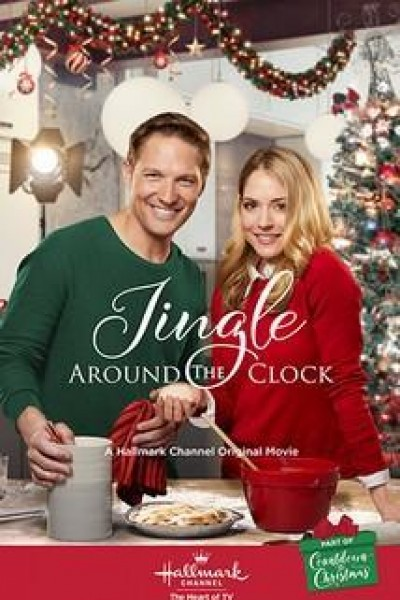 Caratula, cartel, poster o portada de Jingle Around the Clock