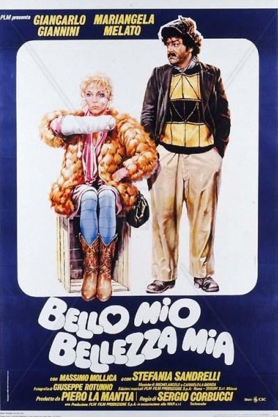 Caratula, cartel, poster o portada de Bello mio, bellezza mia