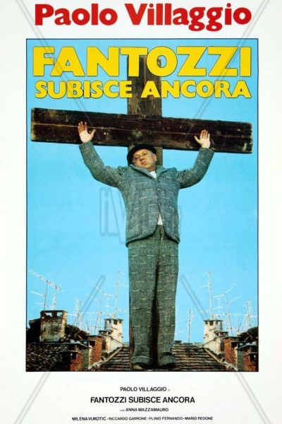 Caratula, cartel, poster o portada de Fantozzi todavía aguanta