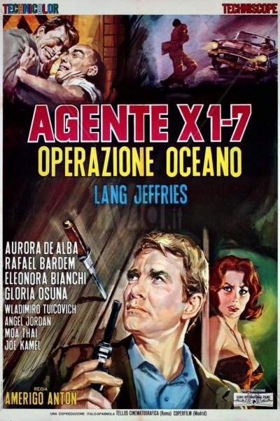 Caratula, cartel, poster o portada de Operación Océano