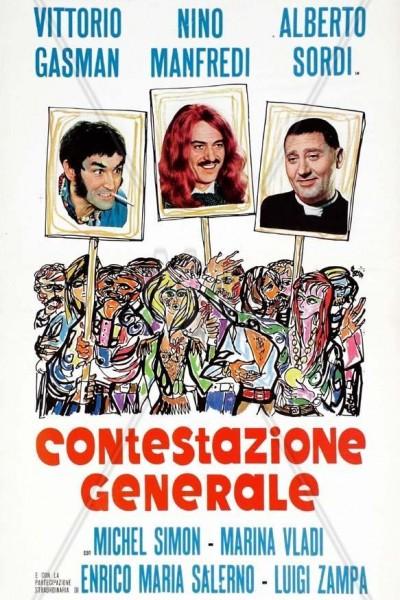 Caratula, cartel, poster o portada de Revuelta general