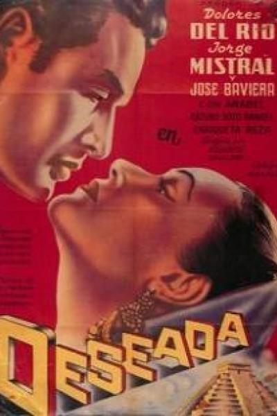Caratula, cartel, poster o portada de Deseada