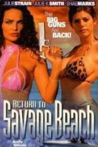 Caratula, cartel, poster o portada de Return to Savage Beach