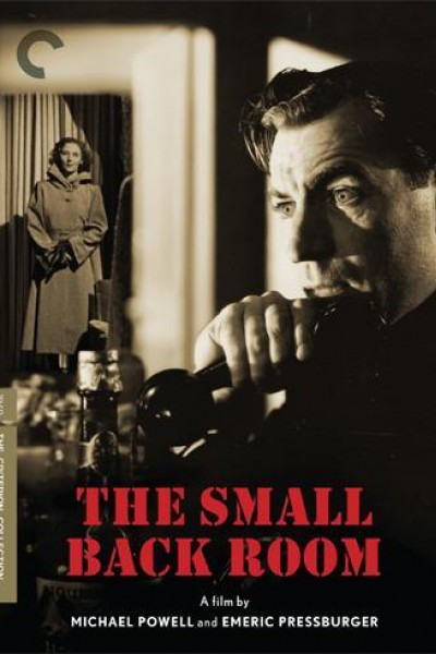 Caratula, cartel, poster o portada de The Small Back Room