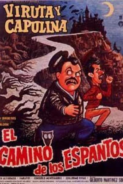 Caratula, cartel, poster o portada de El camino de los espantos