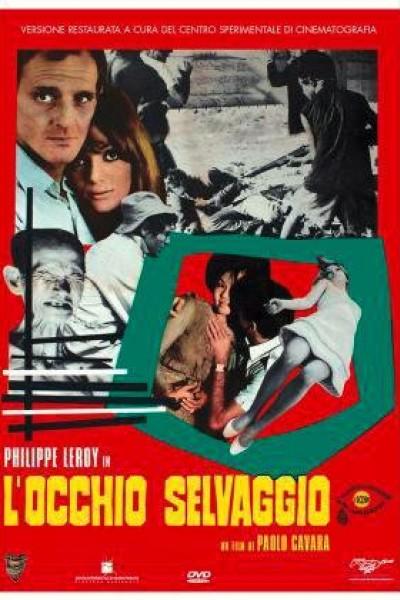 Caratula, cartel, poster o portada de Ojo salvaje