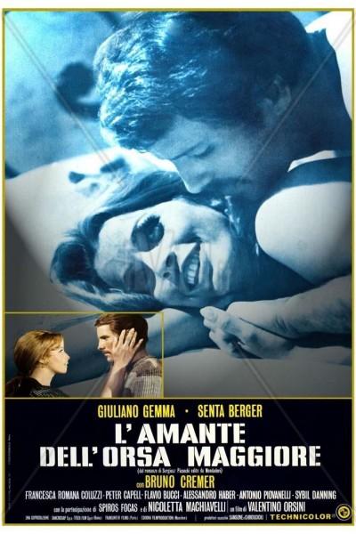 Caratula, cartel, poster o portada de El amante de la Osa Mayor