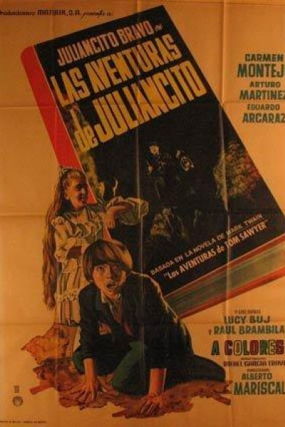 Caratula, cartel, poster o portada de Las aventuras de Juliancito