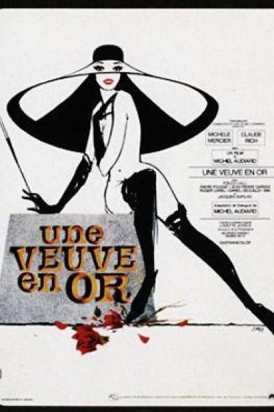 Caratula, cartel, poster o portada de Una viuda de oro