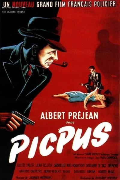Caratula, cartel, poster o portada de Firmado Picpus