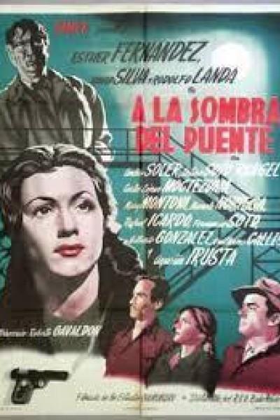 Caratula, cartel, poster o portada de A la sombra del puente