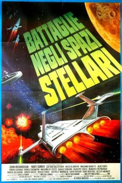 Caratula, cartel, poster o portada de La batalla de las estrellas