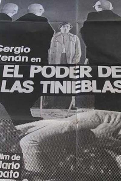 Caratula, cartel, poster o portada de El poder de las tinieblas