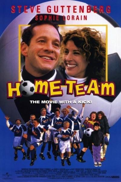 Caratula, cartel, poster o portada de El equipo hogar
