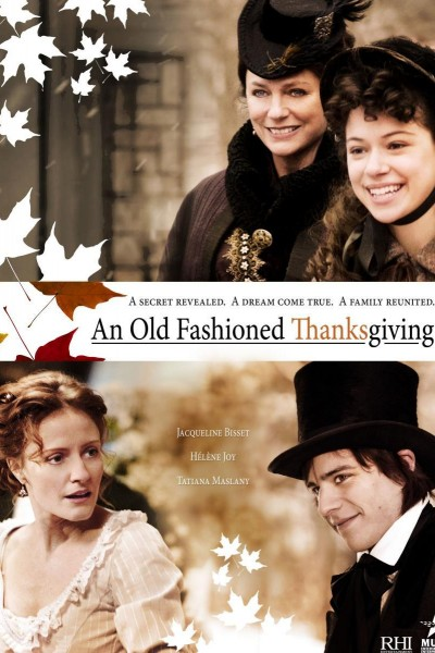 Caratula, cartel, poster o portada de An Old Fashioned Thanksgiving