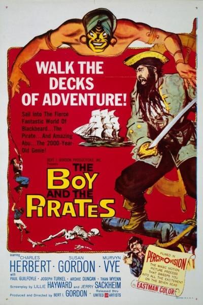 Caratula, cartel, poster o portada de The Boy and the Pirates