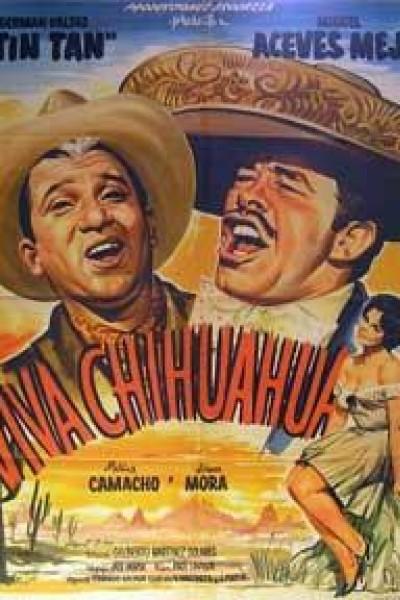 Caratula, cartel, poster o portada de Viva Chihuahua