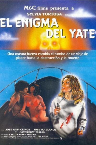 Caratula, cartel, poster o portada de El enigma del yate