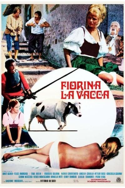 Caratula, cartel, poster o portada de Fiorina la vacca