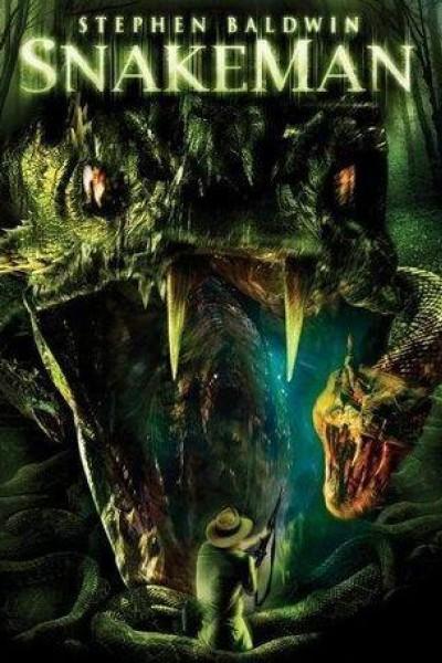 Caratula, cartel, poster o portada de Snake: el secreto de la serpiente
