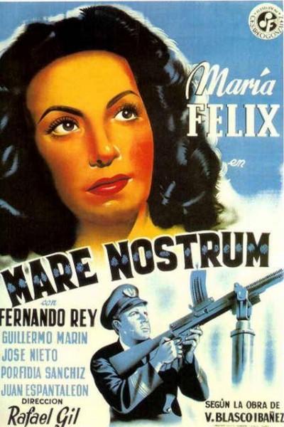 Caratula, cartel, poster o portada de Mare Nostrum