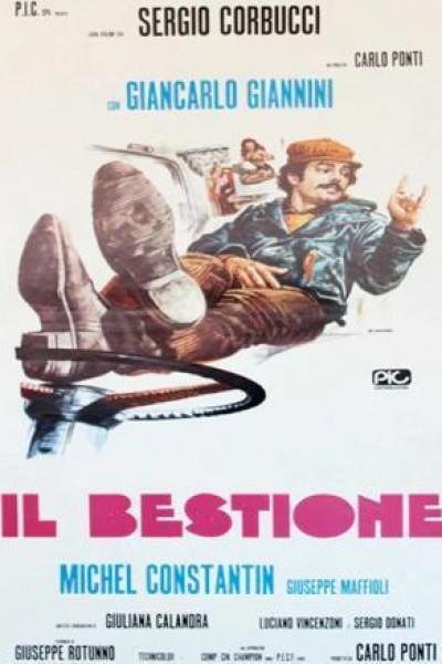 Caratula, cartel, poster o portada de Il bestione