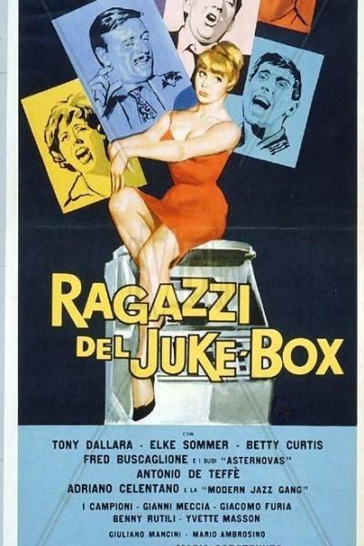 Caratula, cartel, poster o portada de Ragazzi del Juke-Box