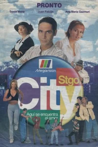 Caratula, cartel, poster o portada de Santiago City