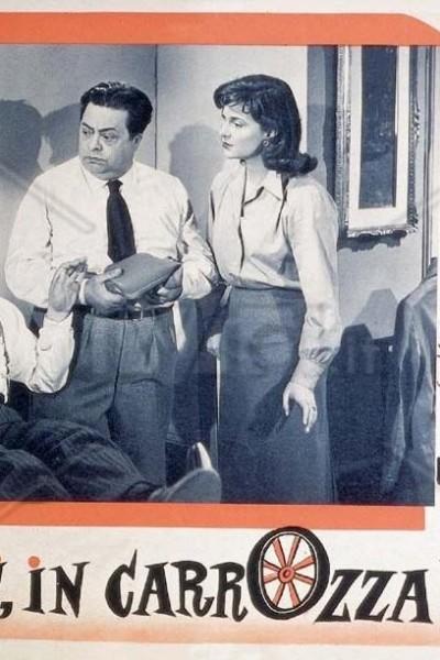 Caratula, cartel, poster o portada de Signori, in carrozza!