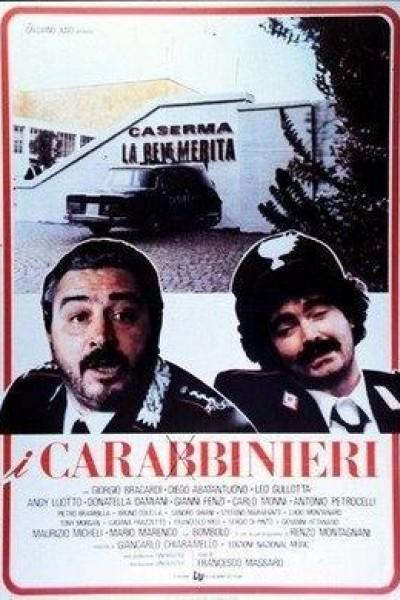 Caratula, cartel, poster o portada de I carabbinieri (I carabinieri)