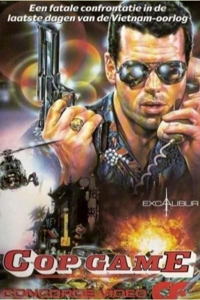 Caratula, cartel, poster o portada de Cop Game