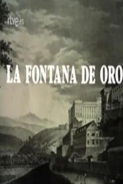Caratula, cartel, poster o portada de La fontana de oro