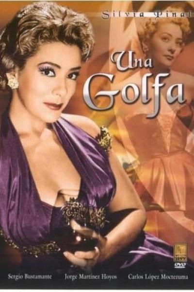 Caratula, cartel, poster o portada de Una golfa