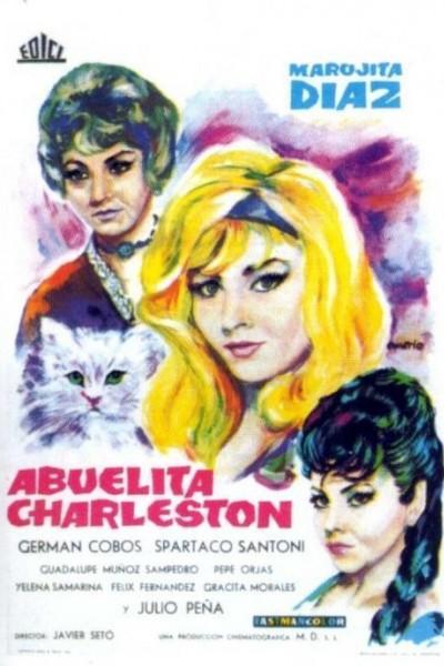 Caratula, cartel, poster o portada de Abuelita Charlestón
