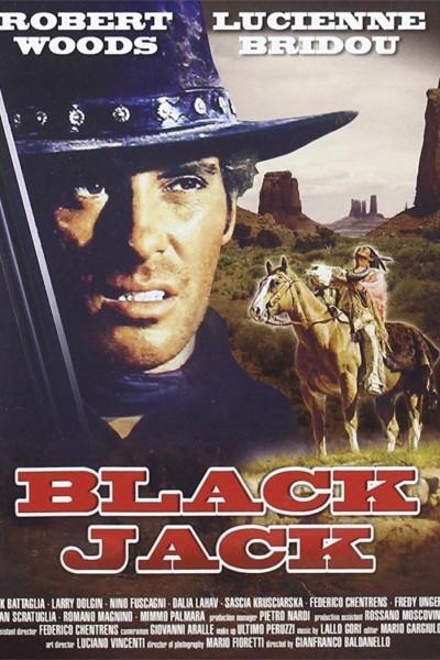 Caratula, cartel, poster o portada de Un bandolero llamado Black Jack