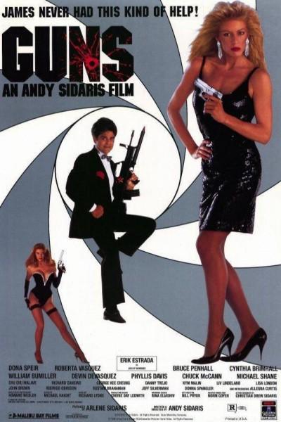 Caratula, cartel, poster o portada de Guns