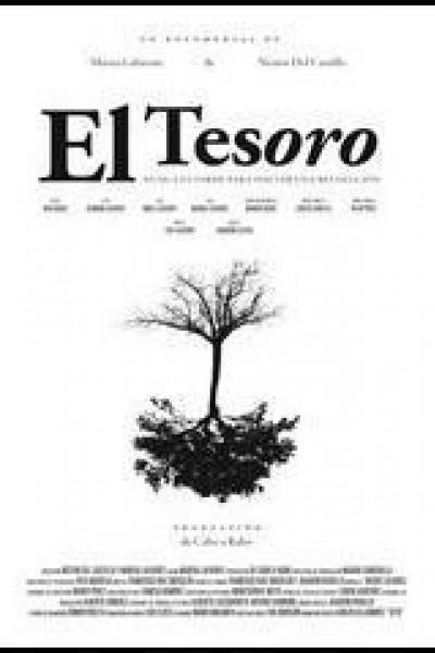 Caratula, cartel, poster o portada de El tesoro