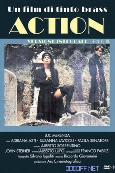 Caratula, cartel, poster o portada de Action