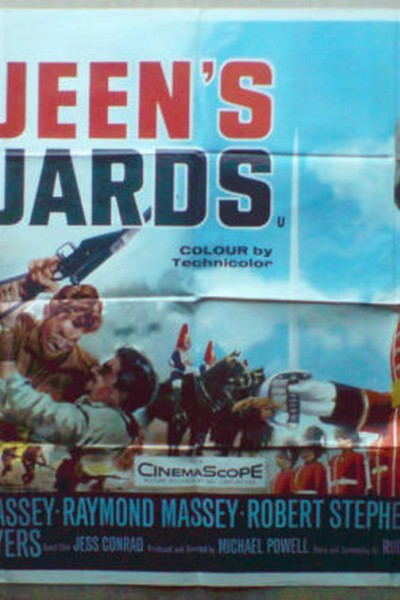 Caratula, cartel, poster o portada de The Queen\'s Guards