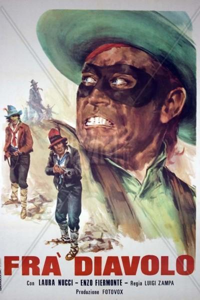 Caratula, cartel, poster o portada de Fra\' Diavolo