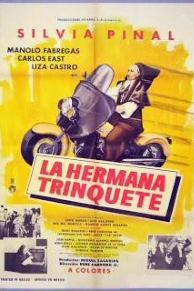 Caratula, cartel, poster o portada de La hermana Trinquete