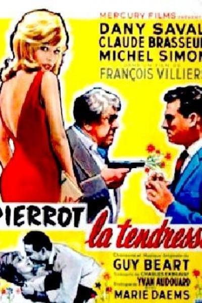 Caratula, cartel, poster o portada de Pierrot la tendresse